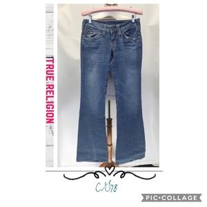 🌻True Religion bootcut Jeans🌻